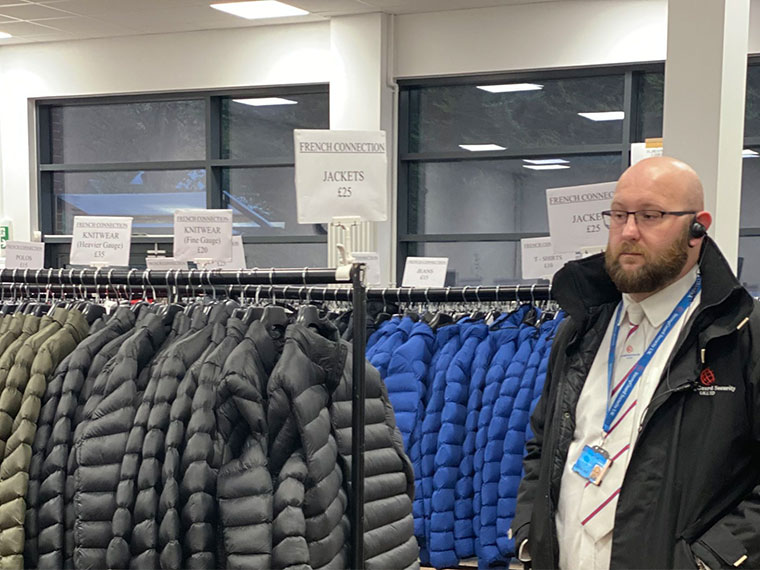 Retail Security - Loss Prevention - StrongGuard Security UK LTD