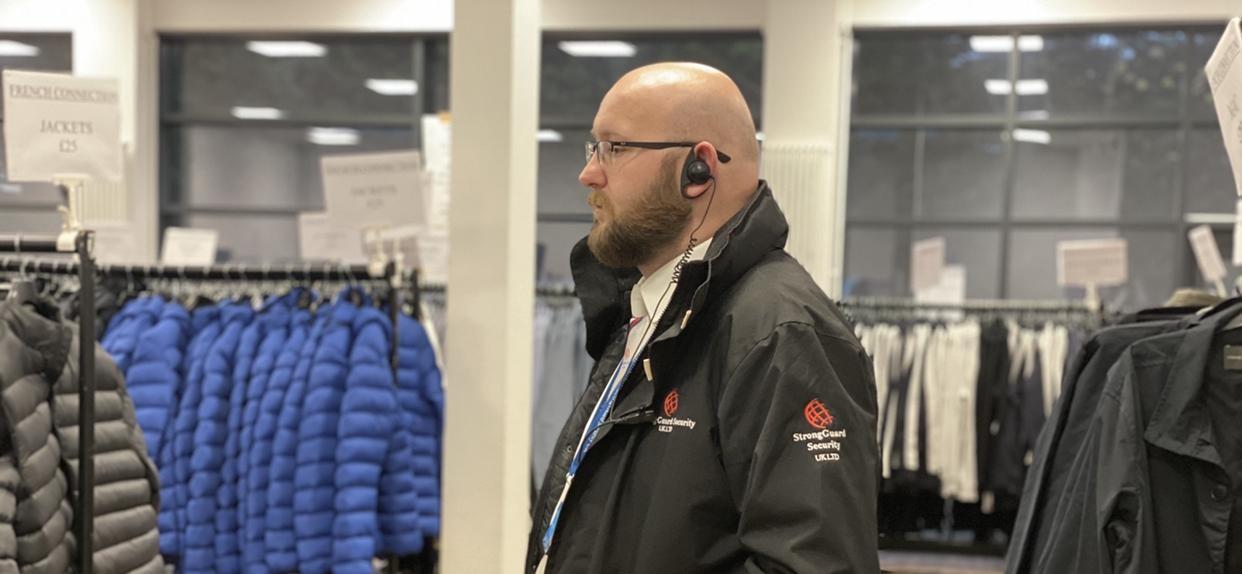 Retail Security Officer | StrongGuard Security UK LTD