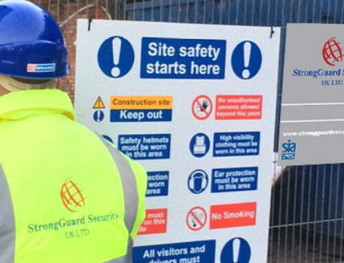 Construction Security Stafford | Building Site Security Stafford