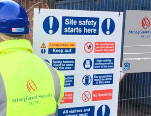 Construction Security Huddersfield | Building Site Security Huddersfield