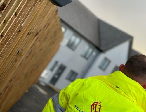 Construction Site CCTV Stirling | Building Site CCTV Stirling