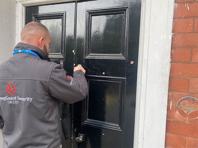 Key Holding Carlisle - Alarm Response Carlisle